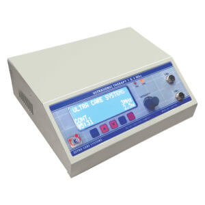 Ultra Care Systems Ultrasonic Therapy Digital Machine- 1 & 3 MHZ