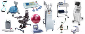 Types of Physical Therapy Equipment